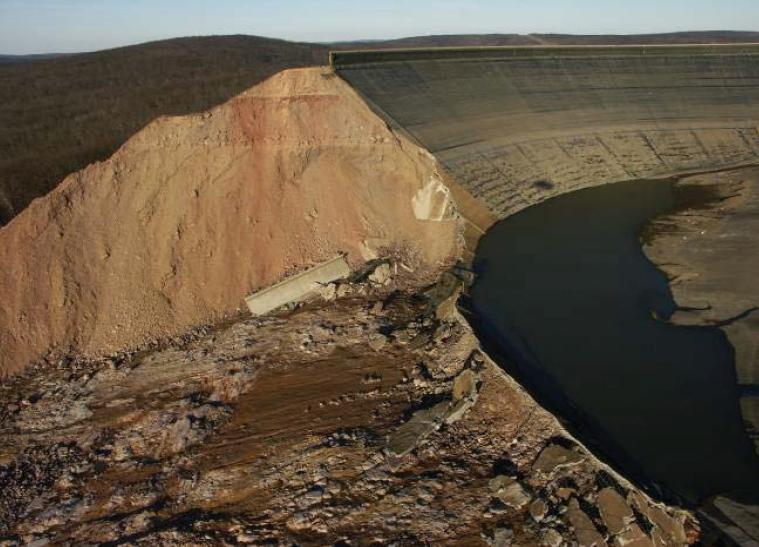 Taum Sauk Dam Missouri 2005 Case Study Asdso
