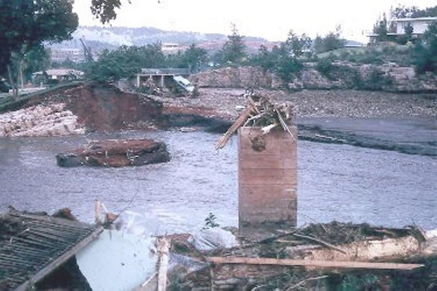 Canyon Lake Dam (South Dakota, 1972) | Case Study | ASDSO