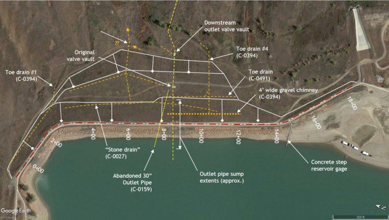 Marshall Lake Dam (Colorado) | Case Study | ASDSO Lessons